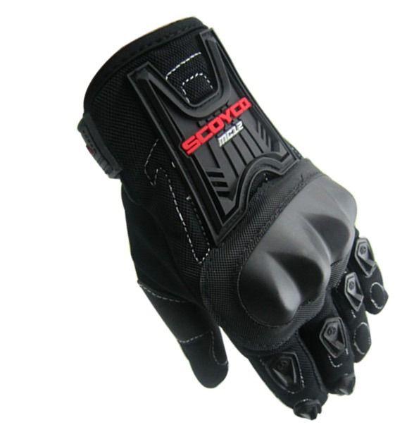 Мото перчатки Scoyco MC12