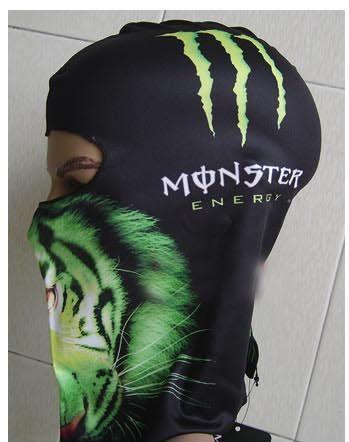 Подшлемник Monster Energy Leon m-012-1