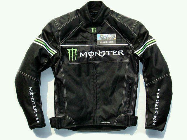 Мотокуртка Monster Energy