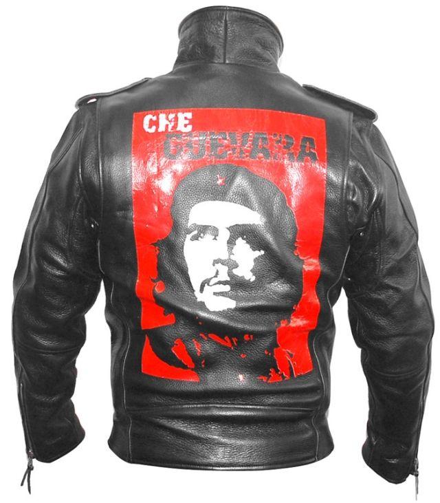 Косуха Rocktang Che. Натуральная кожа