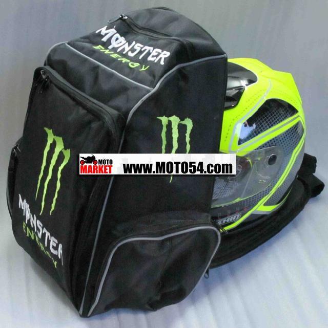 Мото рюкзак Kawasaki Monster Energy 2