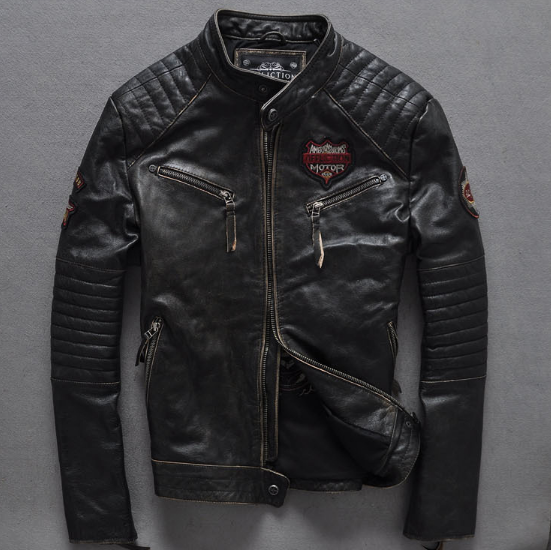 Мотокуртка Affliction American Castoms Retro Black