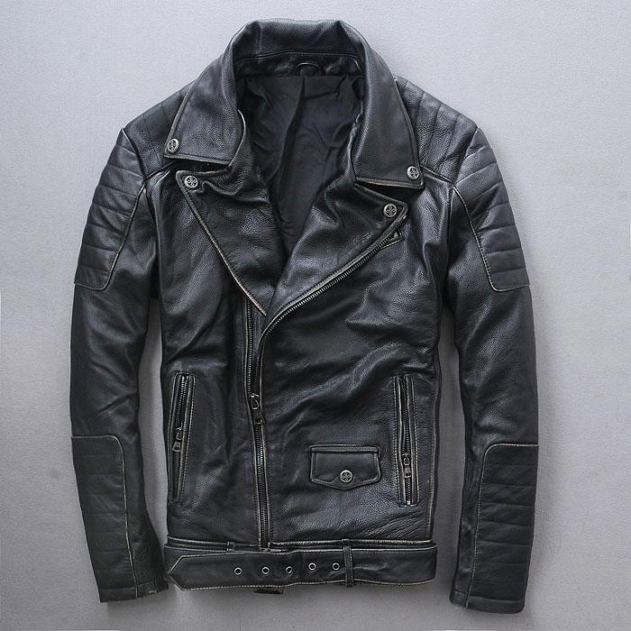 Куртка (кожа) Evil Fast