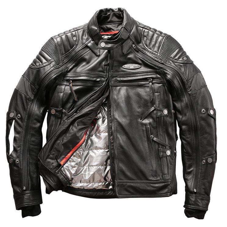 Мотокуртка Harley Davidson кожаная Harley Angel 98095