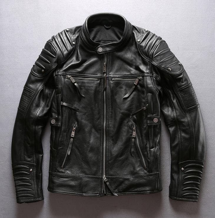 Мотокуртка Harley Davidson кожаная Harley Angel HA-98045